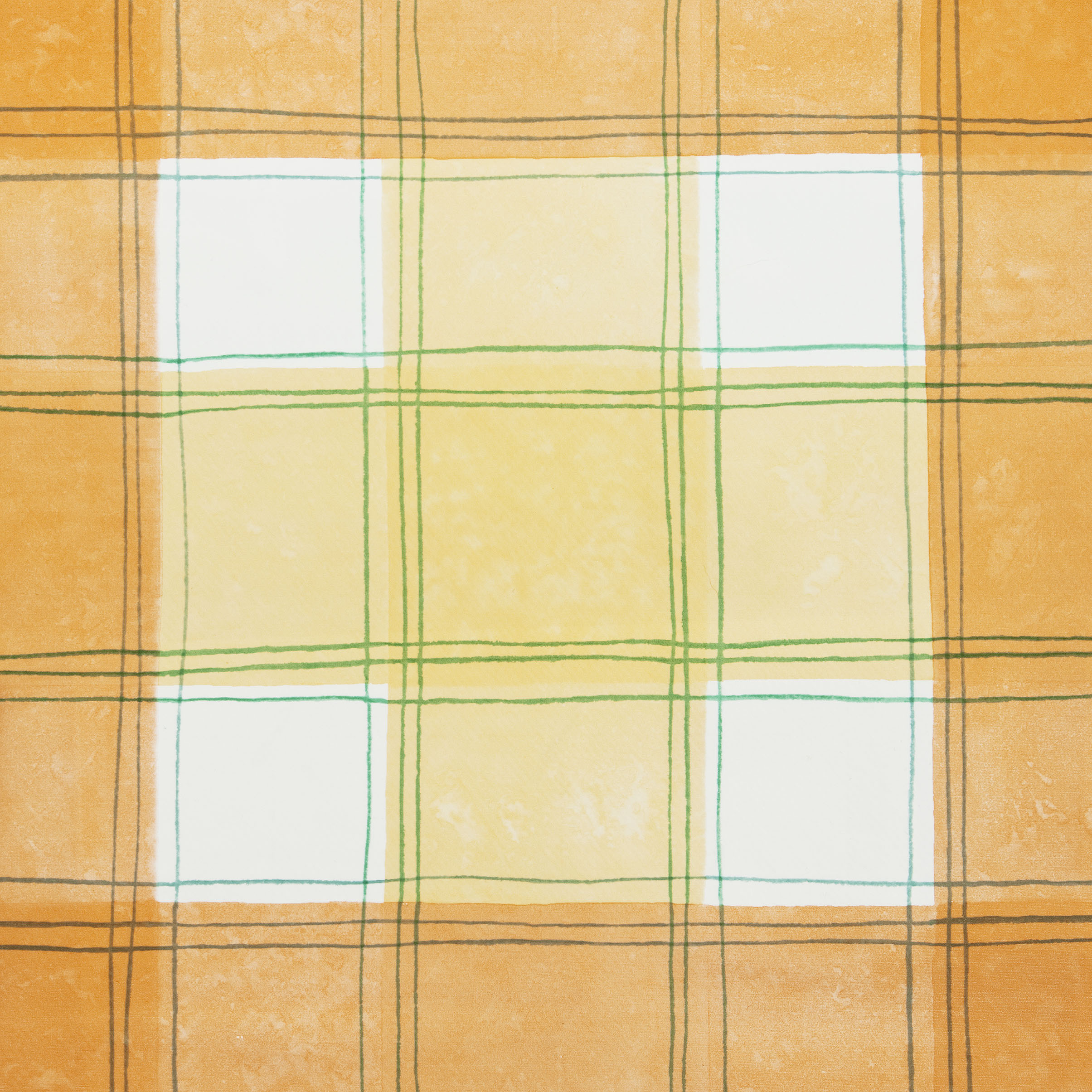 Checks & Lines PVC Tablecloth