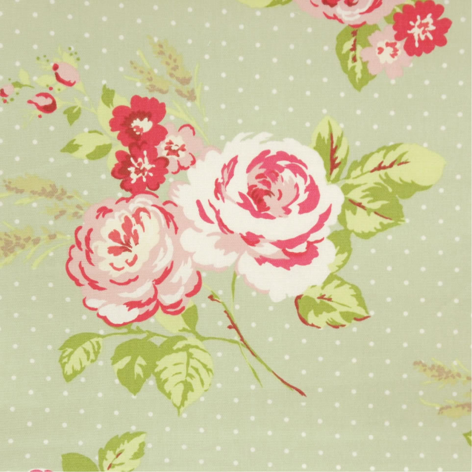 Shabby Chic Oilcloth