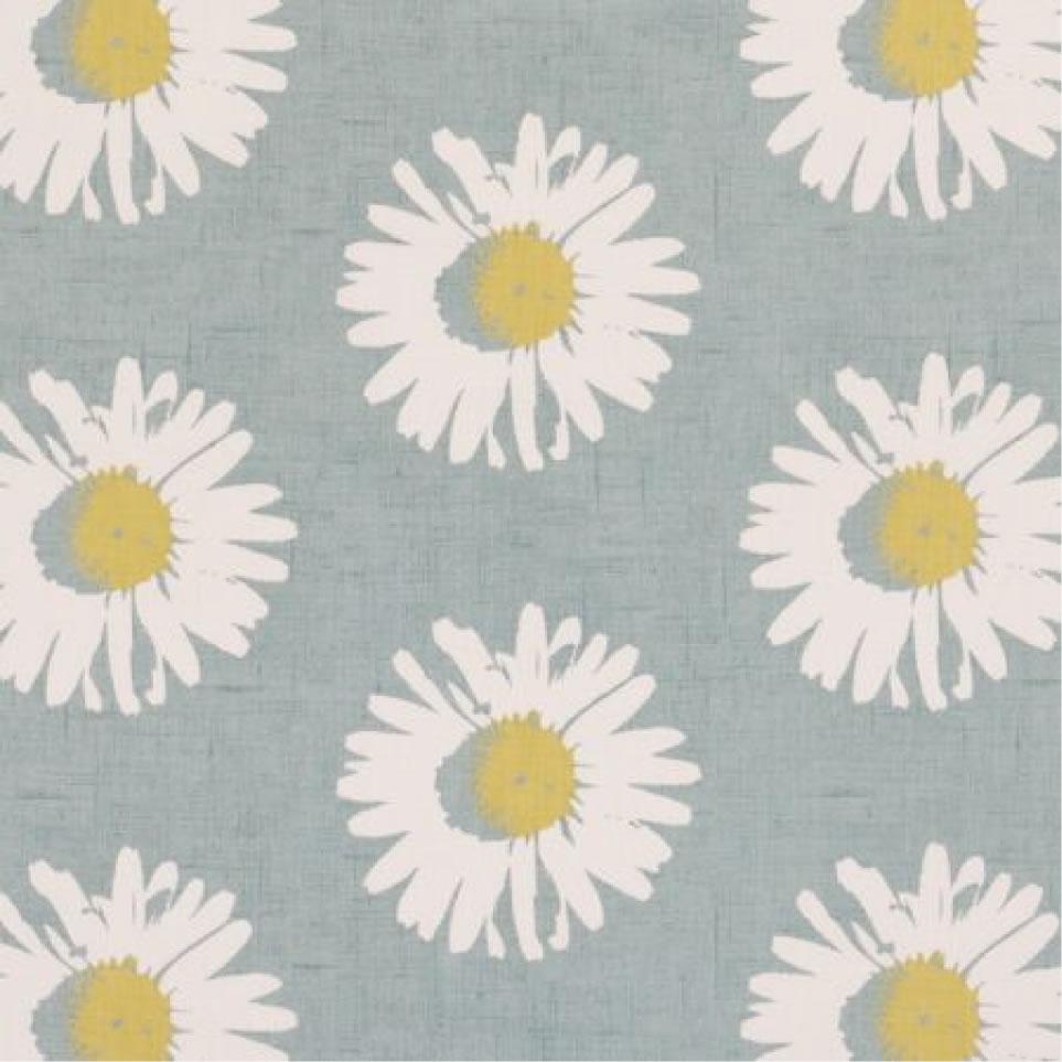Floral Oilcloth