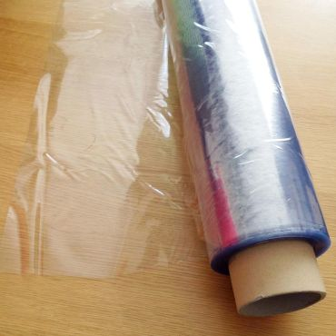 Clear PVC Vinyl Table Protector Wipeclean