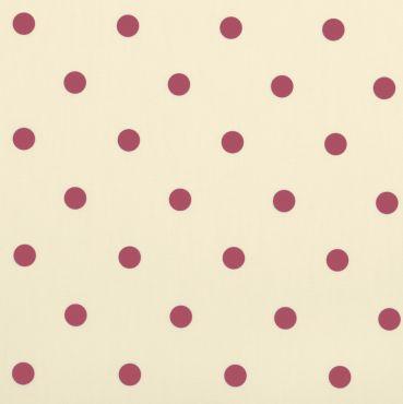Dotty Chintz Polka Dot Curtain and Upholstery Fabric