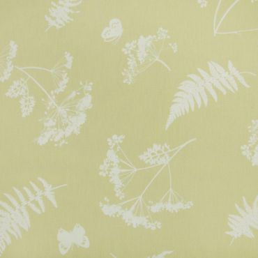 Sage Green Moorland Oilcloth Tablecloth