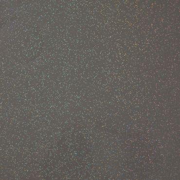 Grey Glitter PVC Vinyl Tablecloth