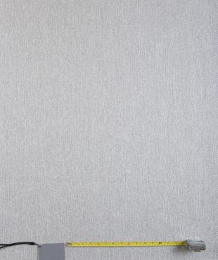 Harris Dove Grey Plain Curtain and Upholstery Fabric
