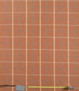 Lewis Autumn Tartan Curtain and Upholstery Fabric