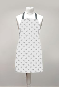 Natural Bees Adult or Child Oilcloth Wipe Clean Apron