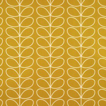 Orla Kiely Linear Stem Dandelion Cotton Fabric