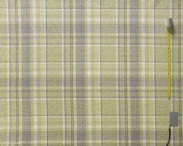 Skye Sage Green Tartan Curtain and Upholstery Fabric