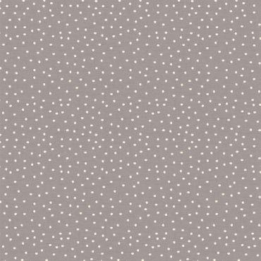 Small Spotty Smoke Grey 100% Cotton Curtain Upholstery Fabric