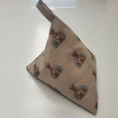 Tiger Cubs ipad/Tablet Cushion Stand Beani