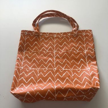 MAKE YOUR OWN-OILCLOTH TOTE/SHOPPING/SWIMMING BAG MAKING KIT