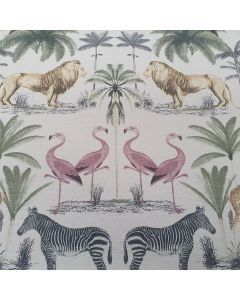 Longleat Acacia Safari Crafting Curtain and Upholstery Fabric