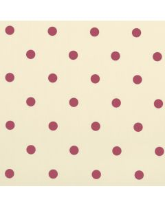 Dotty Chintz Polka Dot Curtain and Upholstery Fabric