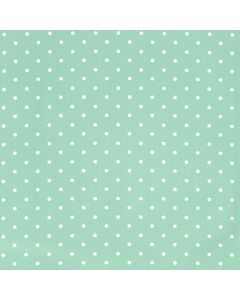 Dotty Seafoam Green Polka Dot Curtain and Upholstery Fabric