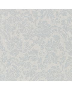 Duck Egg Provence Damask Acrylic Wipe Clean Tablecloth