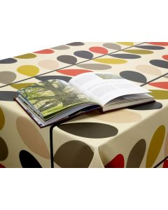 Orla Kiely Multi-Stem Oilcloth Wipeclean Tablecloth