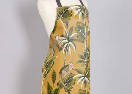 Oilcloth & Fabric Aprons
