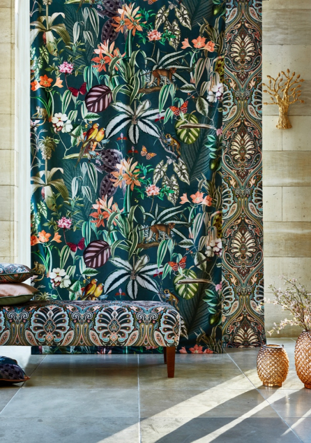 Mosaic 7 (Cotton Fabric)