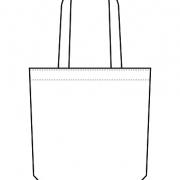 Tote Bag 44cm x 43cm