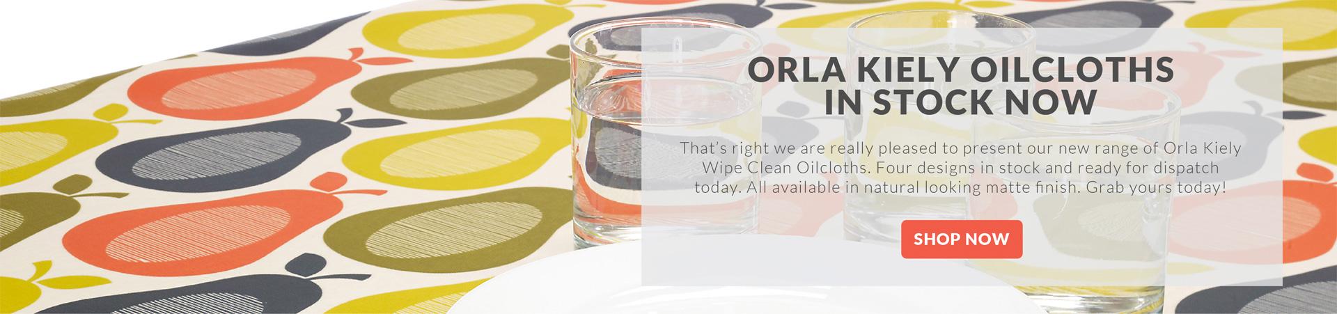 Orla Kiely Oilcloth